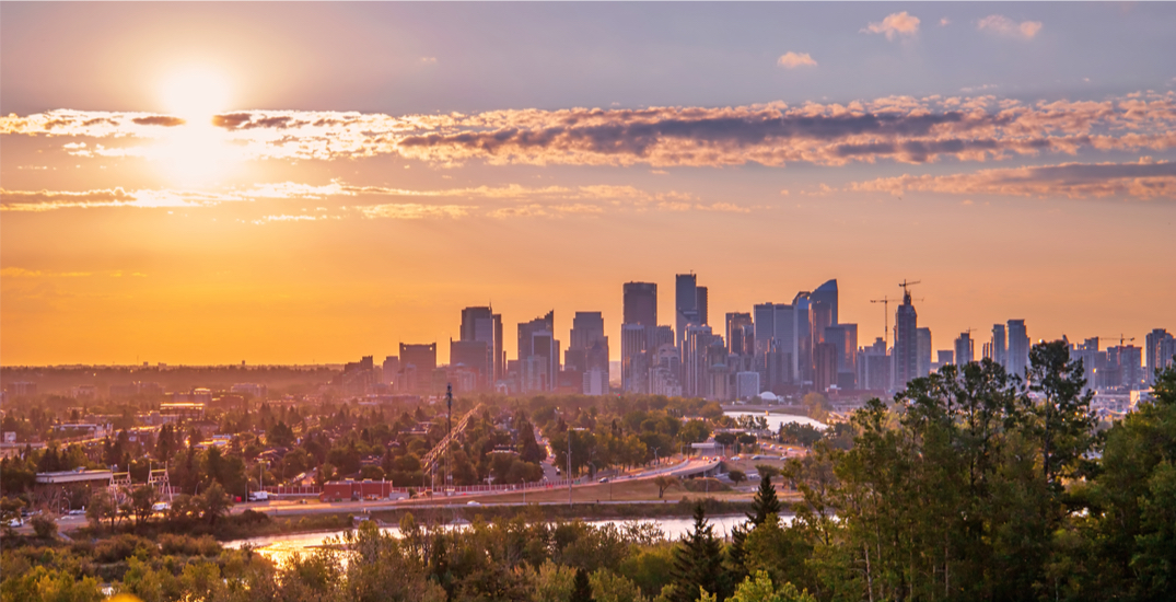 Calgary remains under heat warning ahead of cooler temperatures this weekend