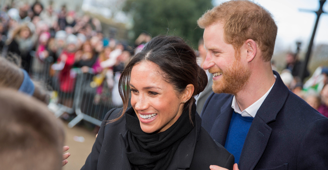 Meghan Markle and Prince Harry working on new animated Netflix series