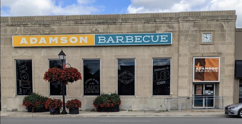 Adamson BBQ landlord shuts down restaurant due to almost $50K in unpaid rent