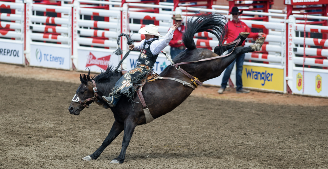 Here's what the 2021 Calgary Stampede has looked like so far (PHOTOS)
