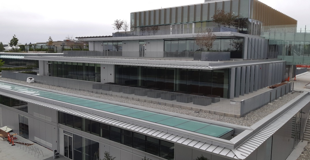 SFU Burnaby's new $55 million Student Union Building finally opening next month