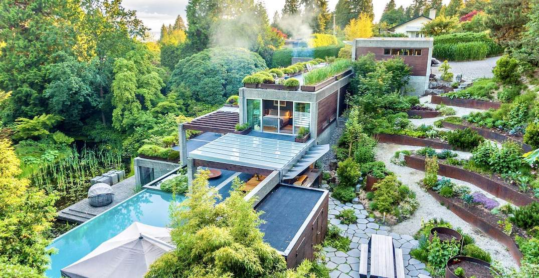 A look inside: Arthur Erickson mansion in West Vancouver listed for $14 million (PHOTOS)