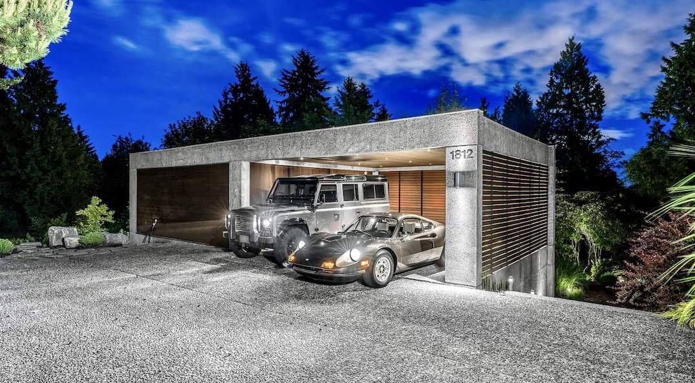 1812 Palmerston Avenue West Vancouver Arthur Erickson Eppich House