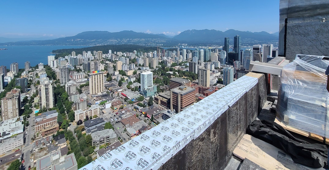 Stunning views from the penthouse of Vancouver's third tallest tower (PHOTOS, VIDEOS)