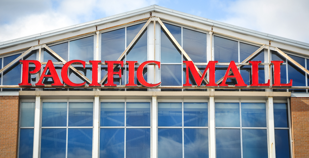 Pacific Mall will remain closed to the public after a fire broke out
