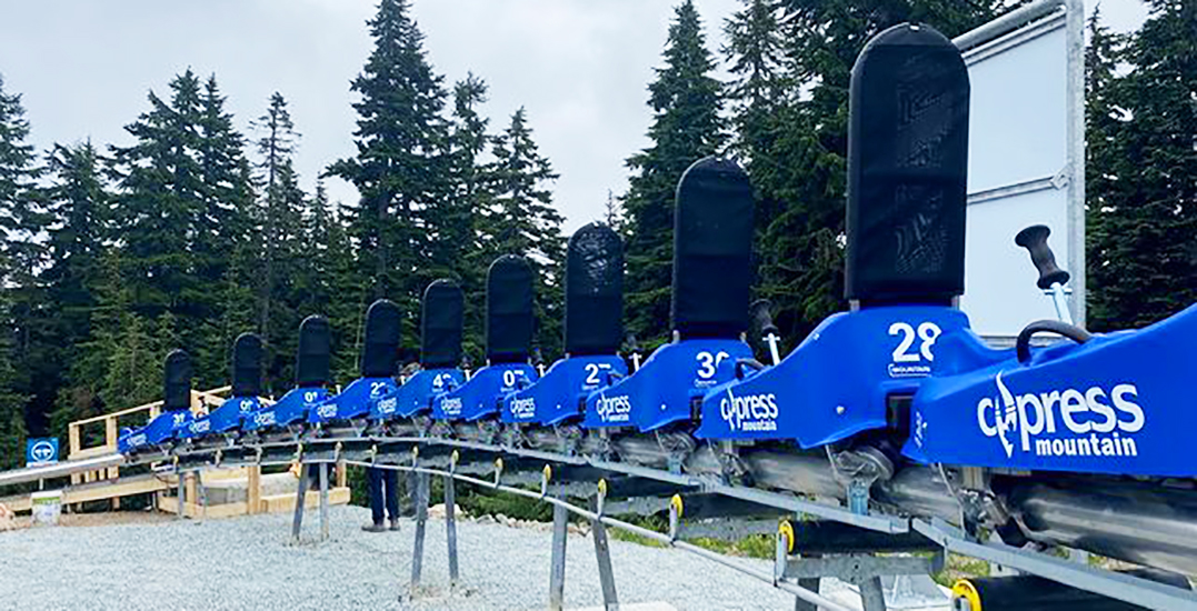 Cypress Mountain's massive coaster thrill ride is now open (PHOTOS)