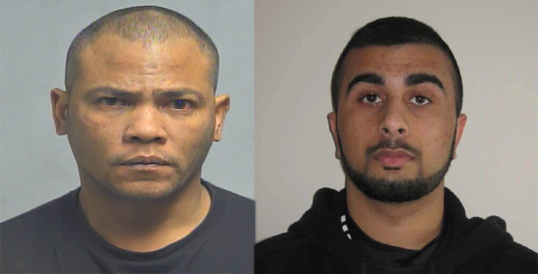 Canada-wide search on to find two men with Vancouver gang ties