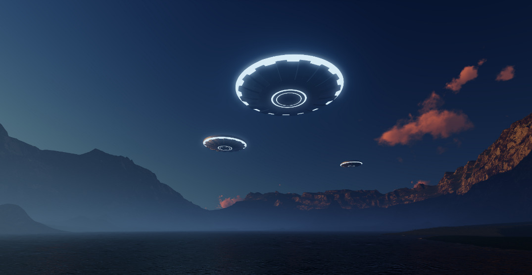 A majority of Canadians believe in UFOs and intelligent alien life