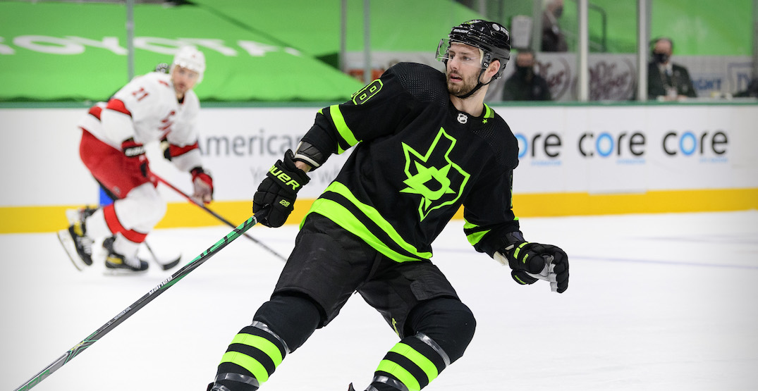 7 things to know about new Canucks player Jason Dickinson