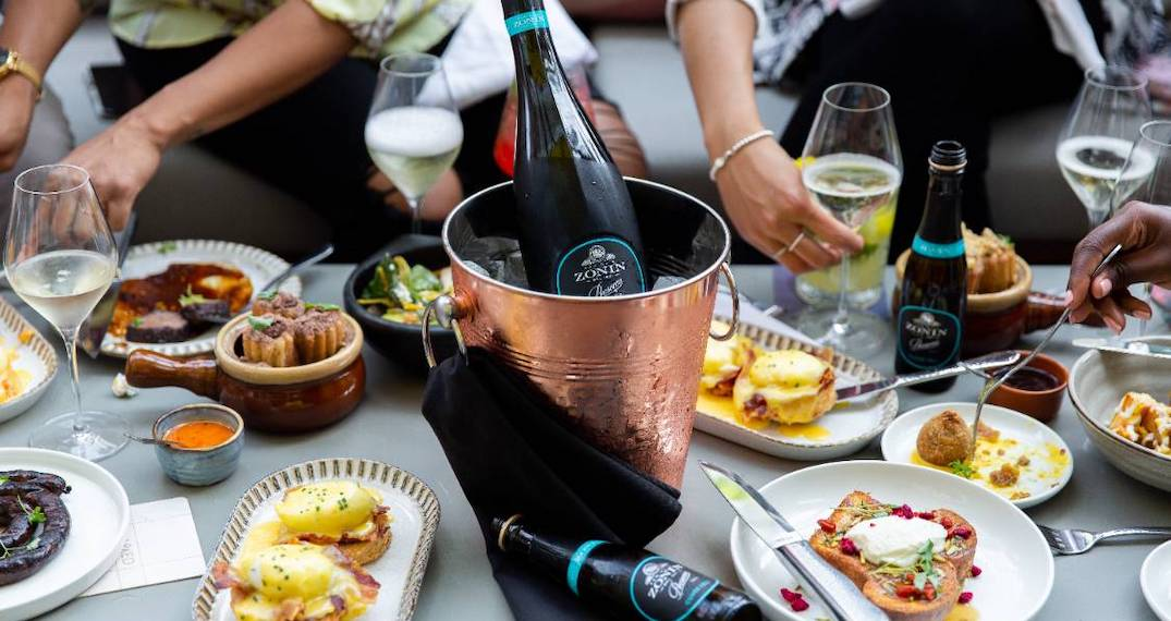 Here's where you can get an all inclusive bubbles brunch in Toronto