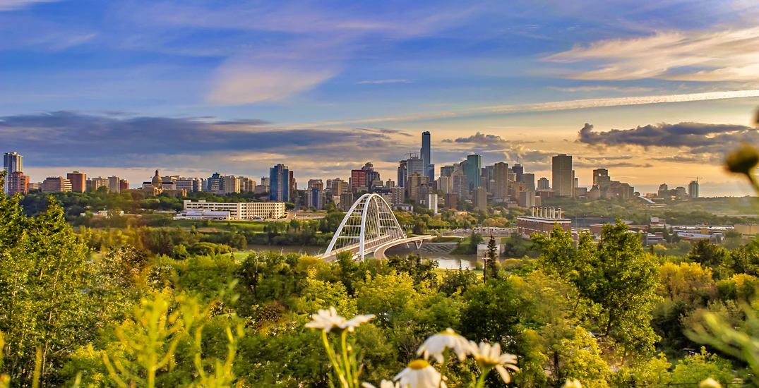 Heat warning issued for Edmonton, cooler weather coming for weekend