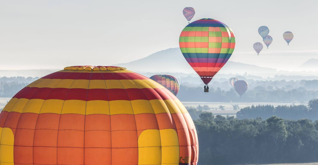 Spectacular hot air balloon festival floats towards Montreal next month