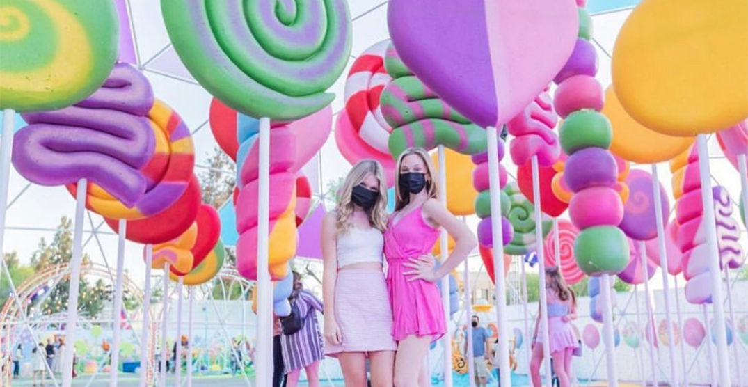 Outdoor candy theme park coming to Mississauga this summer