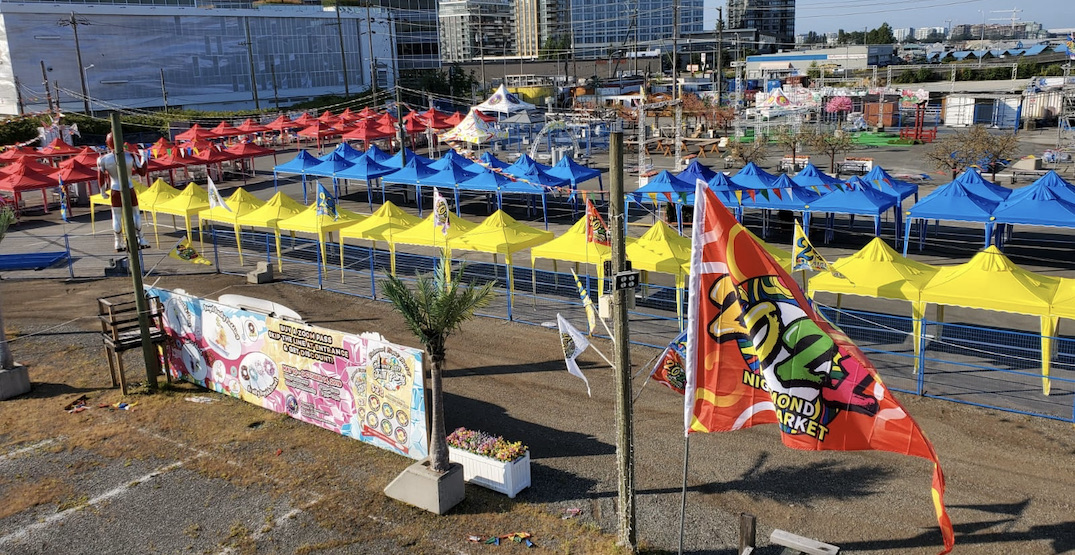 Richmond Night Market reveals details ahead of its opening this week