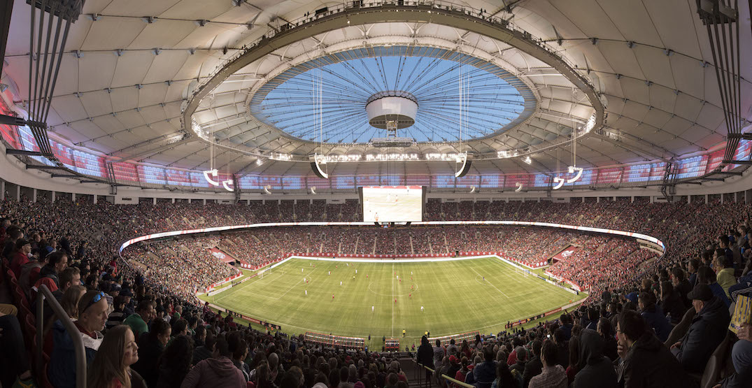 """Horgan: FIFA won't ask Vancouver for """"the sea and the sky"""" for World Cup"""