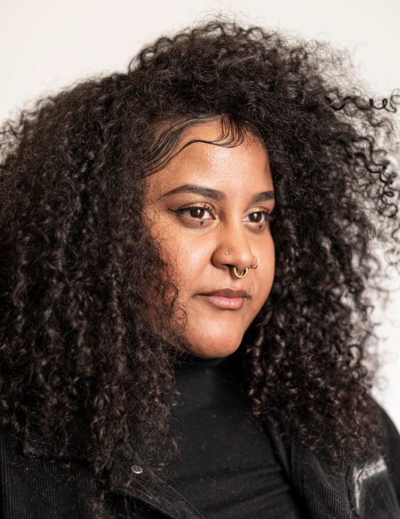 Black Strathcona Resurgence Project Curator Krystal Paraboo (Gabriel Martins)