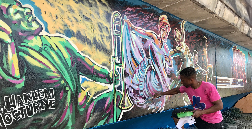 Vancouver Mural Fest launches Black Strathcona Resurgence Project for 2021 festival