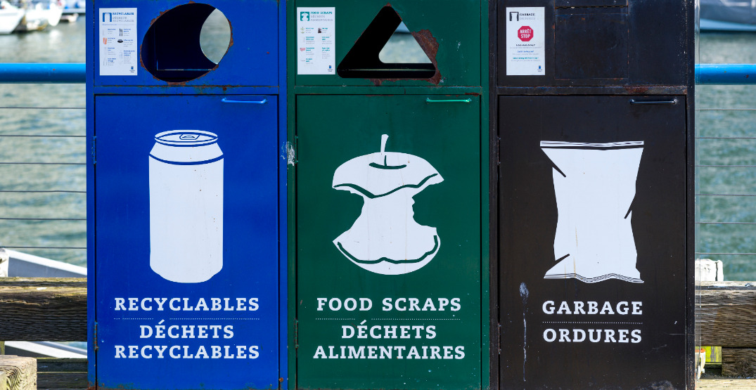 Vancouver has been named the world's greenest city for recycling
