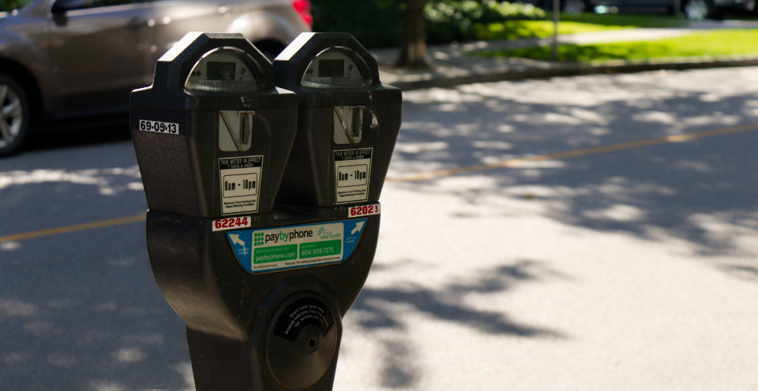 Traditional parking meters to be replaced by pay stations in Vancouver