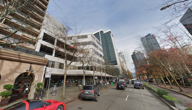 505 Dunsmuir Street Vancouver