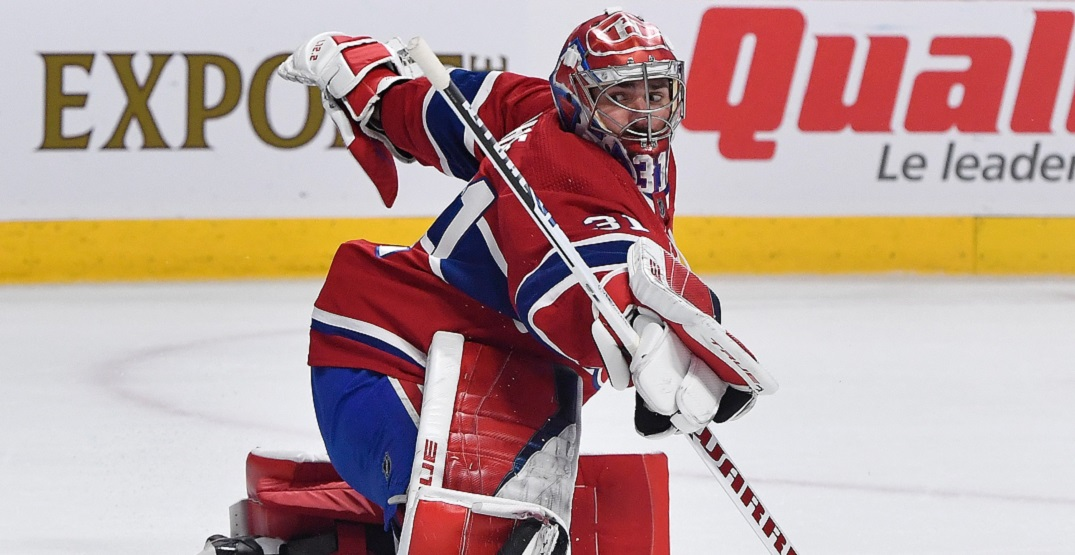Kraken to pass on Canadiens' Price in expansion draft: reports
