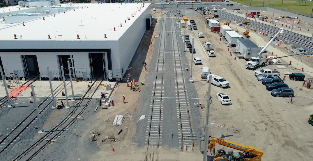 Here's what Toronto's Finch West LRT looks like right now (VIDEO)