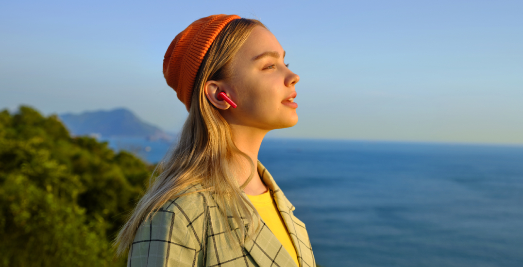 The wireless earbuds you never knew you needed (for under $150 bucks)