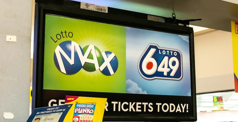 Lotto Max ticket worth $44 million sold in Toronto