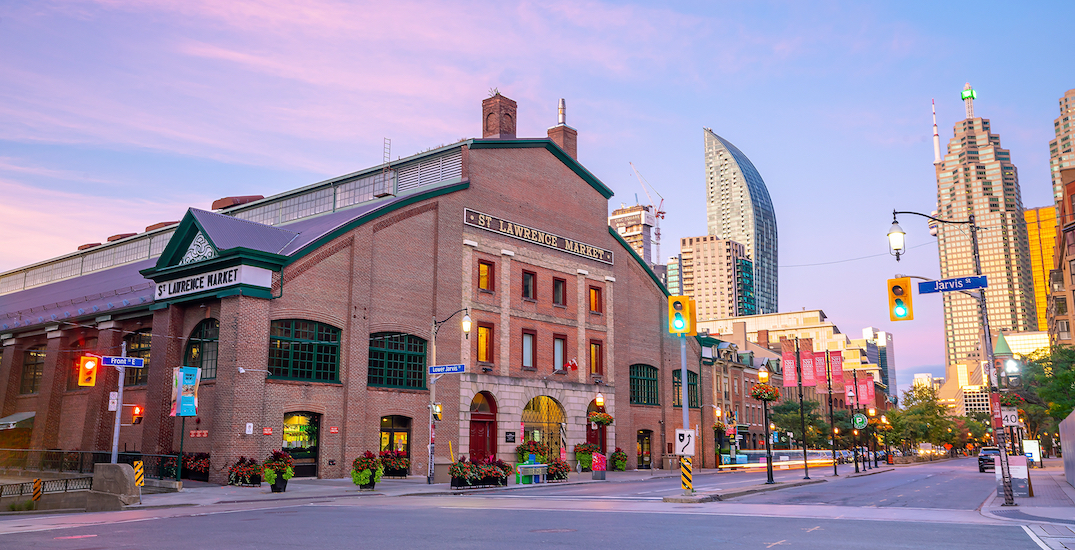 New bar to open in Toronto's St Lawrence Market area
