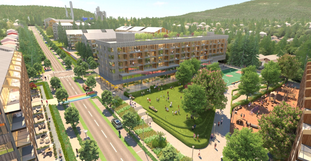 Port Moody approves Woodland Park redevelopment with over 2,000 homes