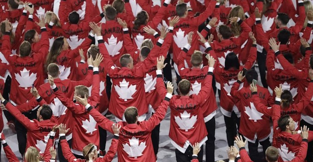 Only 30-40 Canadian athletes to march in Olympic Opening Ceremony