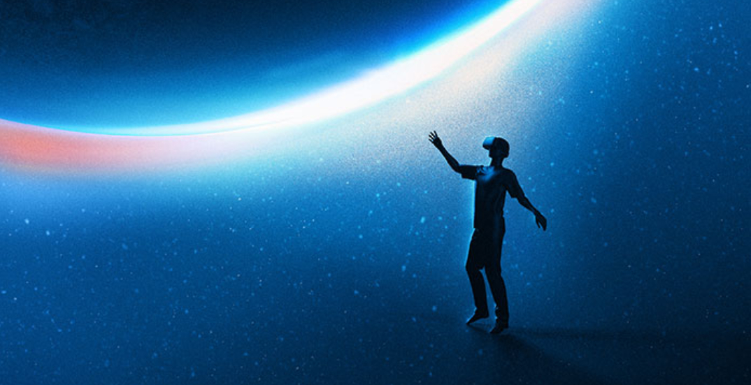 Journey to space at world's largest VR experience right here in Montreal