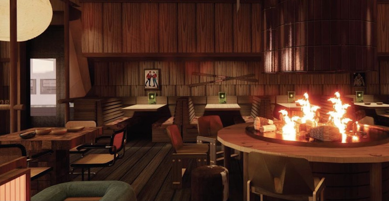 Hello Sunshine: Banff's new sushi, Japanese BBQ, and karaoke spot is opening soon