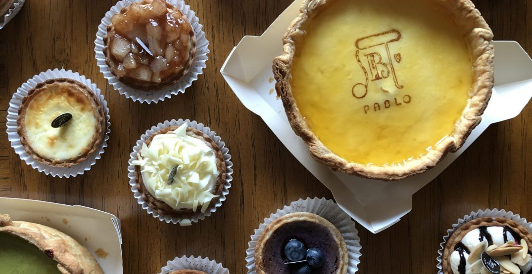 Inside Calgary's first-ever Pablo Cheese Tart shop before it opens (PHOTOS)