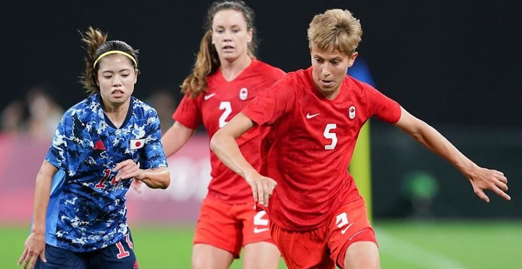 Canadian soccer player Quinn first openly trans athlete to compete at Olympics