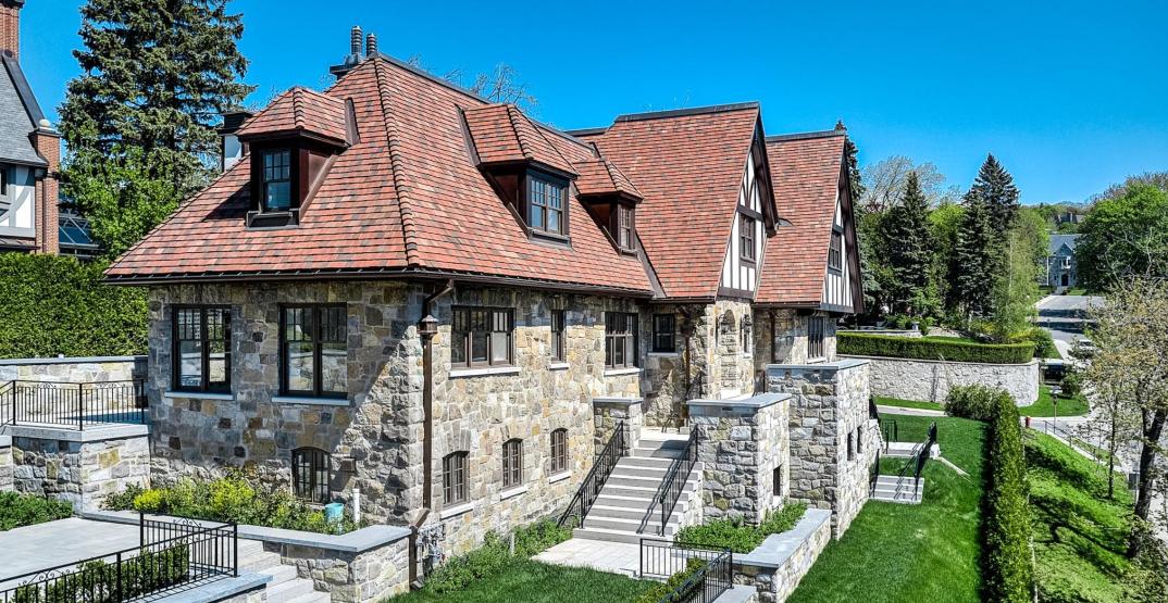 "A look inside: $7.7 million Westmount ""smart home"" for sale (PHOTOS)"