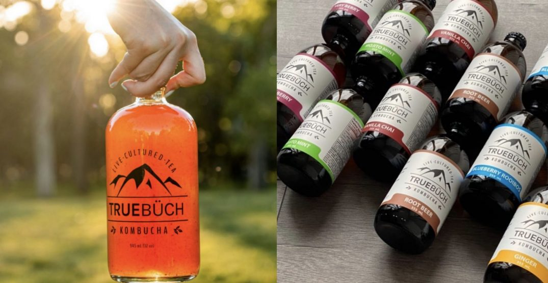Local kombucha company stays true to its roots while giving back to community