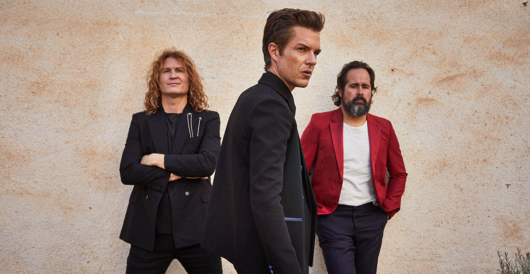 The Killers announce Toronto concert during 2022 North American tour