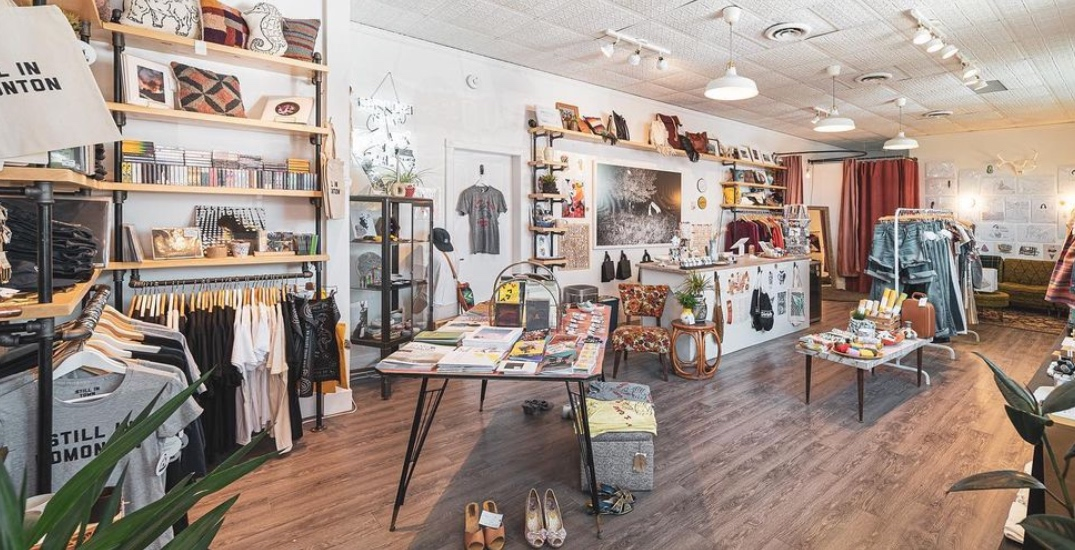 Best one-of-a-kind shops in Edmonton to check out at least once