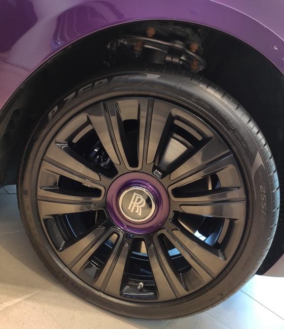 Rolls wheel