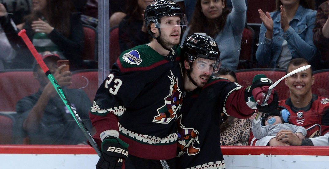 Canucks make blockbuster multi-player trade with Coyotes
