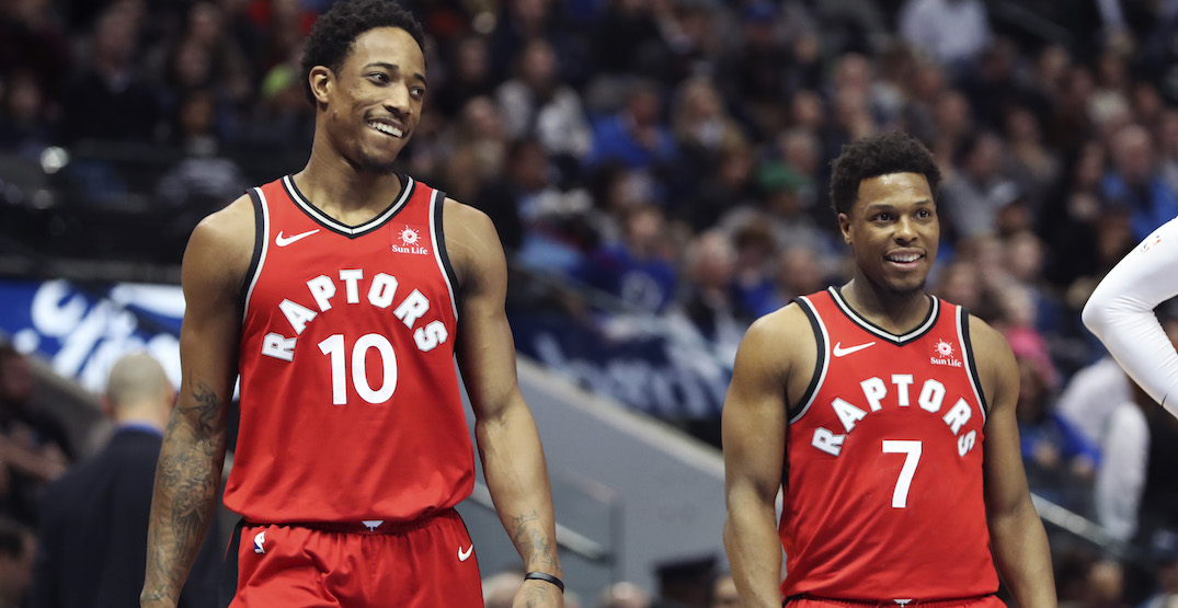 Old Raptors buddies Lowry and DeRozan interested in joining Lakers: report