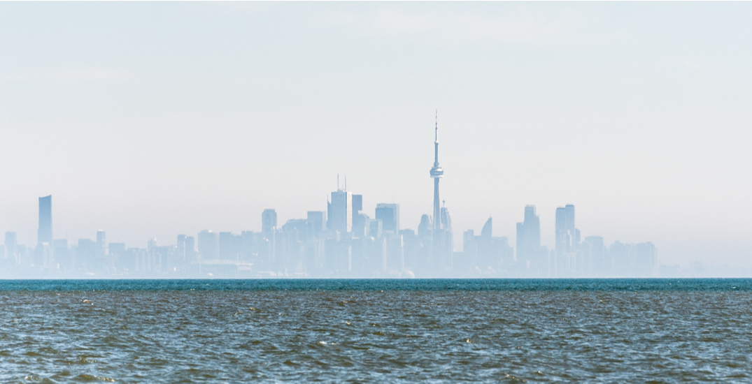 Special air quality statement issued in Toronto over wildfire smoke
