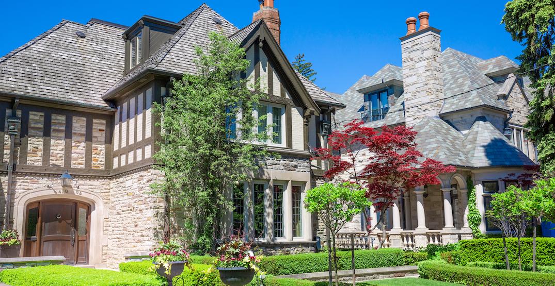 Toronto home sales over $4 million have gone up 142%