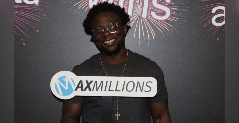 Lucky streak: Calgary man wins $1 million on Free Play lottery ticket