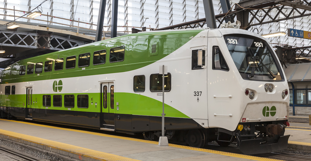 New GO Train service from Hamilton to Union Station starts next month