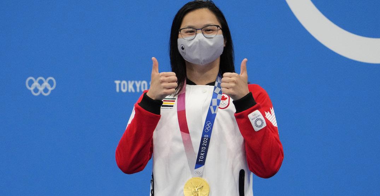 maggie mac neil canada gold olympics