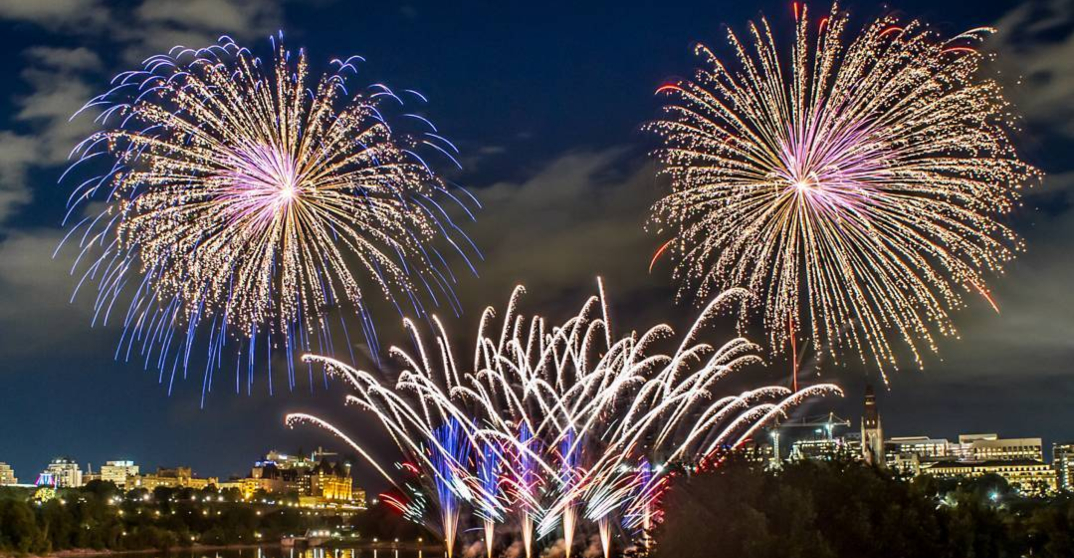 La Ronde is hosting a fireworks festival across Montreal all summer