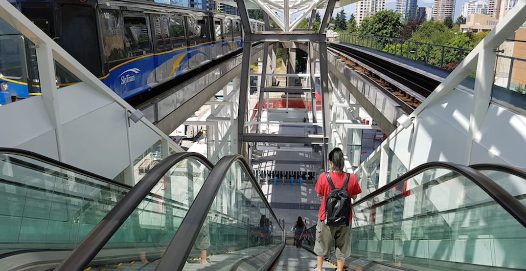"""Burnaby wants TransLink to """"immediately"""" open non-existent washrooms at Metrotown Station"""