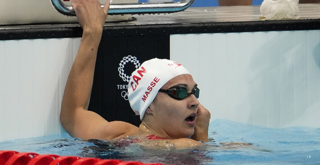 Canada's Kylie Masse among Olympic gold medal favourites tonight